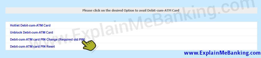 BOI ATM PIN Change Online