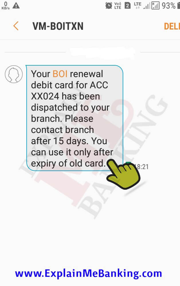 BOI Debit Card Expired How To Get New ATM / Debit Card