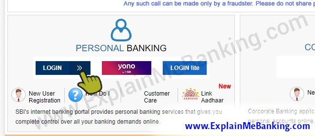 Online SBI Login Option, , SBI Internet Banking Login, SBI Net Banking Login
