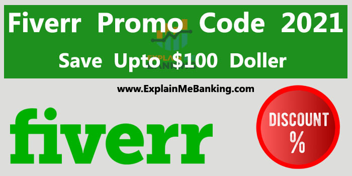 Fiverr Promo Code 2021 | Save Upto $100 Doller Using Fiverr Coupon Code
